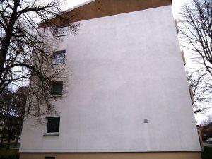Fassadenanstrich - Christoph Jaskulski - Berater für gesundes und humanes Bauen